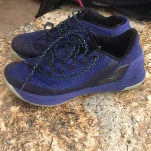 Under Armour Tennis Shoes Steph Curry edition